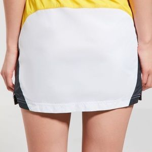 405e04bb8 Nike Skirts | Cropped Tee Moto Mini Skirt Set | Poshmark